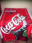 "Coca-Cola Beach Towel 30"" x 60"" NEW & NEVER USED FREE SHIPPING!"