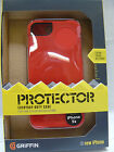 Griffin Protector Thick Silicone Everyday Duty Case iPhone 5/5S/SE  3 Colors New