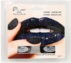 Caviar Manicure Set Rainbow Pearls, Black gloss or snow white ciate style