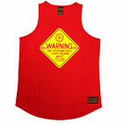 May Start Talking About RLTW MENS DRY FIT VEST singlet cycling cyclist birthday