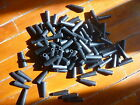 Black rubber blunts 125 Gr. for training or games/ varied wholesale amounts