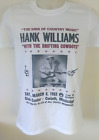 Hank Williams t-shirt 50s Poster bob dylan johnny cash patsy cline jerry lee