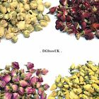 Dried Rose Buds  - Collection of Four -  Bath Bomb, Soap, Candle, Potpourri etc
