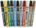 Testors All Purpose ENAMEL PAINT MARKERS Glass Wood Plastic PICK YOUR COLOR