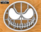Jack Skellington Nightmare Before Christmas Cookie Cutter, Selectable sizes