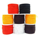 Round Cord Elastic 0.8MM 1.2MM Sewing, Crafts DIY Jewelry Elastic Cord String