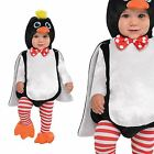 Baby Penguin Zoo Animal Bird Cute Girls Boys Book Week Kids Fancy Dress Costume