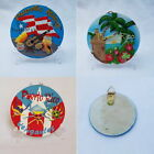 Puerto Rico Souvenir Decorative Plate With Wall Hanger on Back & With  Stand