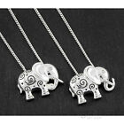 Equilibrium 274640 - LUCKY ELEPHANT SILVER PLATED PENDANT NECKLACE - Shine
