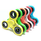 GSPINN Pro Fidget Spinners - EDC Tri ADHD Stress Spinners Solid Colours Range
