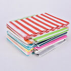 Candy Stripe Paper Bags Sweet Favour Buffet Shop Party Sweets Cake Wedding FO