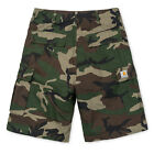 CARHARTT S17 CARGO REGULAR  FIT CARGO SHORTS CAMO  GREEN  W30__38