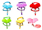 Small Pet Animal Harness Leash Angel Wings Ferret Chinchilla Guinea Pig Mouse