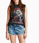 Iron Maiden T-Shirt The Number of the Beast metal rock Tank Top S M L NWT