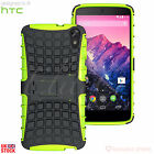 HTC PHONE HEAVY DUTY TOUGH SHOCKPROOF CASE COVER &amp; STAND - EXCELLENT PROTECTION <br/> ✔100% UK Stock✔Royal Mail Worldwide Post✔Limited Offer
