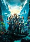 Pirates of the Caribbean Movie Wall Art Large Poster Print A0 A1 A2 A3 A4 Maxi