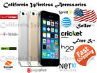 APPLE IPHONE 5S 16/32/64G (Verizon/GSM UNLOCKED) A and B Grade No Contract A-211