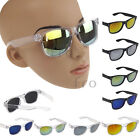 Stylish Shades Cosplay Sunglasses Glasses Sports Riding Mirror Lens Goggles