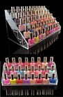 3TIER/ 5TIER ACRYLIC NAIL POLISH STAND COSMETIC VARNISH LIPSTICK DISPLAY STAND