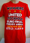MANCHESTER UNITED EUROPA CUP WINNERS T-SHIRT, STOCKHOLM 2017