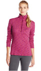"""COLUMBIA Women's """"OuterSpaced"""" 1/4 Zip Hoodie Pullover - Space Dye - VARIETY"""