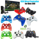 USB Wireless / Wired Game Controller Dual Vibration Gamepad For XBOX 360 / PC US