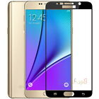 9H HD Full Cover Tempered Glass Screen Protector Film For Samsung Galaxy Note 5
