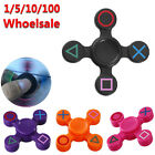 Fidget Hand Spinner EDC Finger Spinner Focus Ball Toy ADHD for PlayStation PS4
