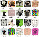 Pug Dog Lampshades Ideal To Match Pug Dog Wallpaper & Pug Dogs Cushions & Covers
