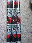 Star Wars Kylo & Trooper GIFT WRAP WRAPPING PAPER ROLL 40 SQ. FT or 60 SQ. FT $23.99 USD on eBay