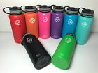 New ThermoFlask Insulated Double Wall Vacuum Stainless Steel Water Bottle 40 oz