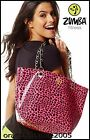 Zumba Fitness Fab Tote Bag Gym -Stylish Hip Elegant Rare -Great Gift! Convention
