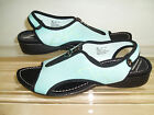 ANNE KLEIN KADRI (60234963) WOMEN'S FABRIC UPPER SPORT SANDALS SIZE 9 TURQUOISE