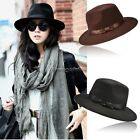 New Unisex Vintage Style Blower Jazz Hat Trilby Cap Fedora Style Hats NC8903