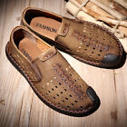 Chic Breathable Lace Up/Pull On Loafers Casual Mens Casual Walking Summer Shoes