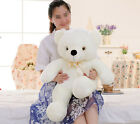 2017 LED Flash Teddy Bear Stuffed Animals Plush Soft Hug Toy Baby Kids Gift New