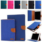 Canvas Smart Magnetic Case Cover & Auto Sleep Wake for iPad Air 1 Pro 10.5 inch