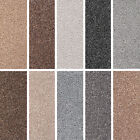 Brand New Quality Twist Pile Carpets - Plain Cheap Carpets - 5M Widths