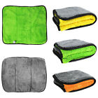 Car Cleaning Towel Super Thick Care Microfiber Polishing Clean Cloth Plush Towel