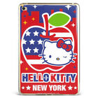 Hello Kitty American Flag Apple Silicone Case Cover For Samsung Galaxy iPad DE67