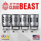 SMOK TFV8 Cloud Beast Replacement Coils V8 Coil Head Q4 / T6 / T8 / T10 (3 PCS)