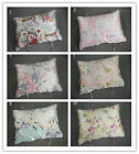 100% Silk Pillow Towel  Pillow Cover Soft PIllowcase fit Queen Standard King