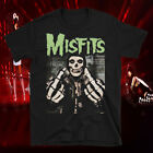 Misfits- Up Yours! T-Shirt (Punk, Hardcore, Black Flag, Dead Kennedys,)
