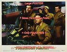 """FORBIDDEN PLANET 1956 = #3 Nielsen CONTROLS = POSTER CHOOSE FROM 7 SIZES 19""""-36"""""""