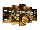 Framed Picture Canvas Prints Stary Samochod Mercedes Antique Vintage Classic Car