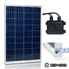 1KW 500W 400W 300W 200W 100W Solar Panel for 12V/24V Home RV Boat Camping System