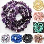 """5-8mm Freeform Chips Jewelry Making loose gemstone beads strand 16""""Natural"""