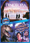 Dinotopia/Journey to the Center of the Earth (DVD, 2013, 2-Disc Set) NEW