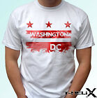 Washington DC flag city t shirt top USA tee design - mens womens kids & baby
