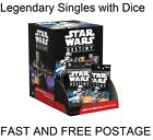 Star Wars Destiny TCG - Spirit of the Rebellion Legendary Card Singles with Dice